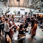 Programslipp Marked for Musikk 2017-bilde